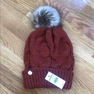 NWT Express Pom Pom hat